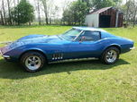 1969 CHEVROLET CORVETTE  for sale $29,949