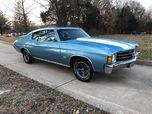 1972 Chevrolet Chevelle  for sale $36,900