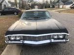1967 Chevrolet Impala  for sale $17,500