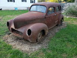 1941 Willys Deluxe  for sale $12,000
