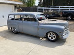 Beautiful 1950' Plymouth Suburban Prostreet   for sale $22,000