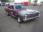 RACE READY 67 Ford Fairlane Sedan  for sale $52,000