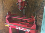 Winona Van Norman Seat and Guide Machine  for sale $2,500
