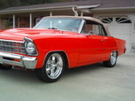 1966 Nova Custom Convertible  for sale $55,000