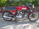 1974 3rd Series Production Ducati 750 Gt   for sale $10,500