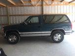 1992 Chevrolet Blazer  for sale $12,500