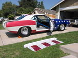 Built 1973 Cuda  for sale $29,500