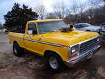 1978 Ford F-150  for sale $28,000