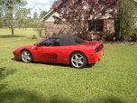 1994 Ferrari 348 Spider  for sale $52,000