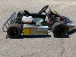 CRG Bambino (Puffo) Micro Kart - Comer C51  for sale $1,350