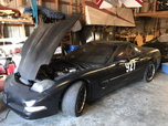 C5 Corvettes three cars all track cars and all parts .