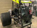 Tripple X back half with parts cart  for sale $7,000