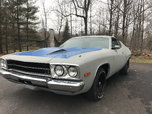 1973 Plymouth Satellite  for sale $7,000