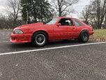 "1986 Mustang SBF 347, Glide, 9"", 10.20's N/A"