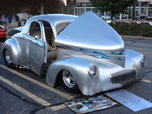 1941 Willys overland coupe  for sale $95,000