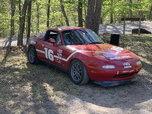1991 Mazda Miata Race Car
