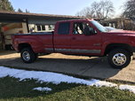 2002 Chev 1T dually duramax 4WD  for sale $24,995