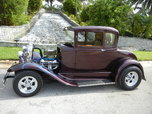 1931 ford 5 window coupe  for sale $33,000