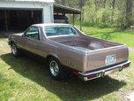 1984 Chevrolet El Camino  for sale $8,800