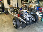 Like new 1935 - 1940 street rod chassis  for sale $12,000