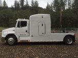 Freightliner FL60 Toterhome  for sale $38,500