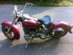 1953 Harley-davidson Fl Panhead  for sale $14,000