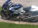 2004 SUZUKI HAYABUSA  for sale $4,000