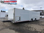 Brand New 2018 Bravo 32' Race Trailer