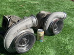 Twin Borg Warner 80mm turbos   for sale $2,200