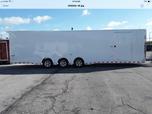 2020 32' Bravo Aluminum  Trailer for Sale