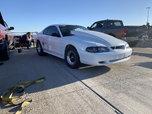 Super clean Mustang street/strip car