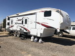 2009 fusion toy hauler  for sale $22,000