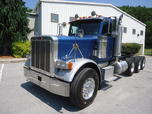 2007 PETERBILT 379 TRI-AXLE DAYCAB TRACTOR  for sale $12,500