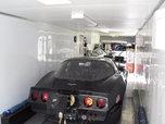Complete Race Package: 1980 Corvette, 44' Trailer, Golf Cart  for sale $25,000