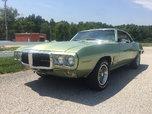 1969 Pontiac Firebird  for sale $25,000