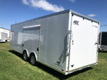 24FT ATC ALL ALUMINUM WITH ESCAPE DOOR!!  for sale $20,995