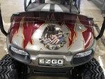 2015 EZGO TXT   for sale $7,500