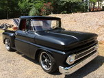 63 CHEVY STEPSIDE  for sale $65,000