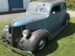 1936 Ford Corvette 283 4sp  for sale $18,700