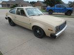 1981 American Motors Spirit  for sale $12,500