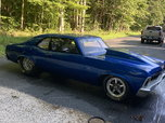 69 Chevy Nova  for sale $36,500