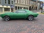 1967 Pontiac Firebird Resto mod  for sale $38,500