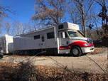 2008 Freightliner Twinscrew Hallmark Motorcoach  for sale $135,000