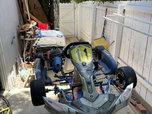 Benik cadet kart with micro Swift  for sale $2,700