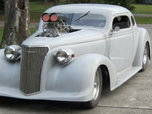 37 CHEVY BLOWN PRO STREET  for sale $25,000