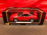 New in the box 2000 Ford Mustang Cobra R  for sale $135