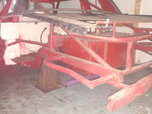87 Monte Carlo Street Stock chassis  for sale $1,000
