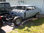 1972 Chevrolet Nova  for sale $1,800