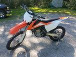 2016 KTM 450 SXF Dirt Bike  for sale $4,500