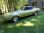 1969 Oldsmobile Cutlass Supreme  for sale $15,000